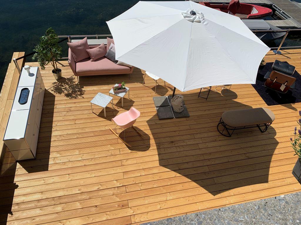 Firmenevent mit Loungebereich