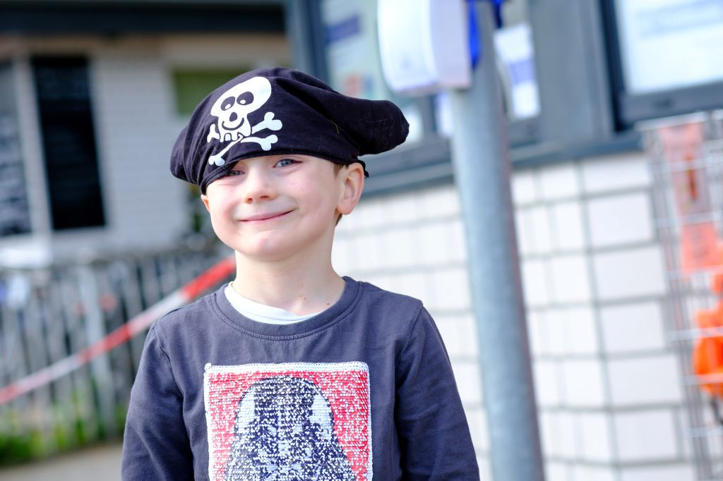 Piratengeburtstag